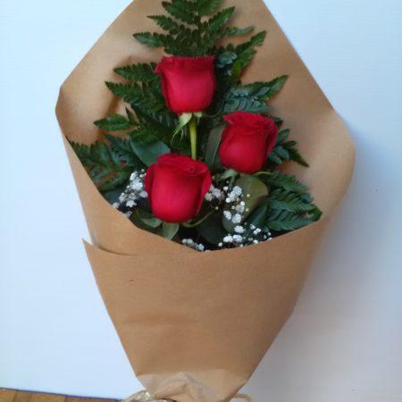 Impar - 3 Rosas