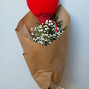 Love - Rosa + corazón