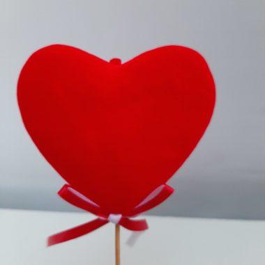 Pin corazón